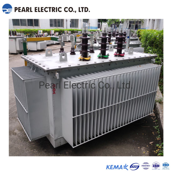 Peo-500kVA 22kv Oil-Immersed Transformer with Non-Excitation Regulating