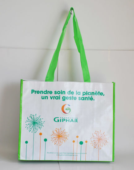 PP Non Woven Shopping Bag with Lamination pictures & photos