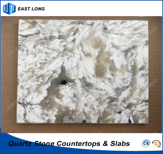 Engineered Quartz Stone Building Material for Solid Surface with SGS Standards (Polished) pictures & photos