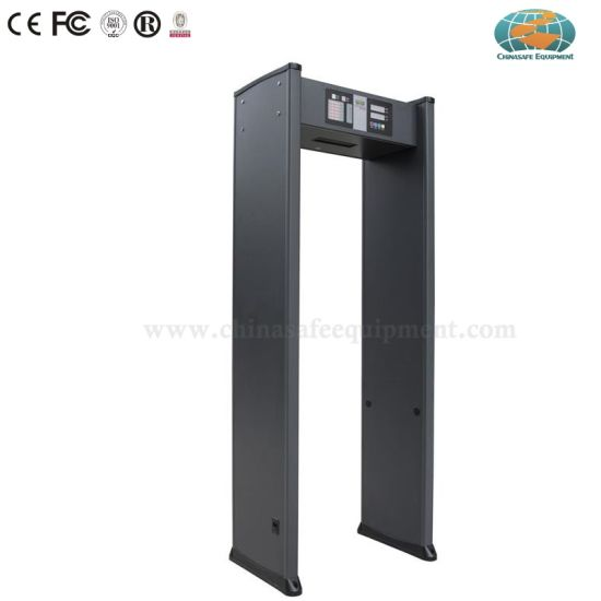 Cost Effective Chinese Security Metal Detector Doors for Airport Security System pictures & photos