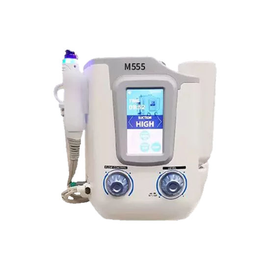 Face Cleaning Machine Jet Peel Machine for Blackhead Removal