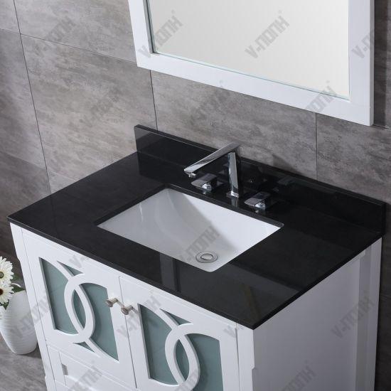 Granite Top Modern Bathroom Vanity