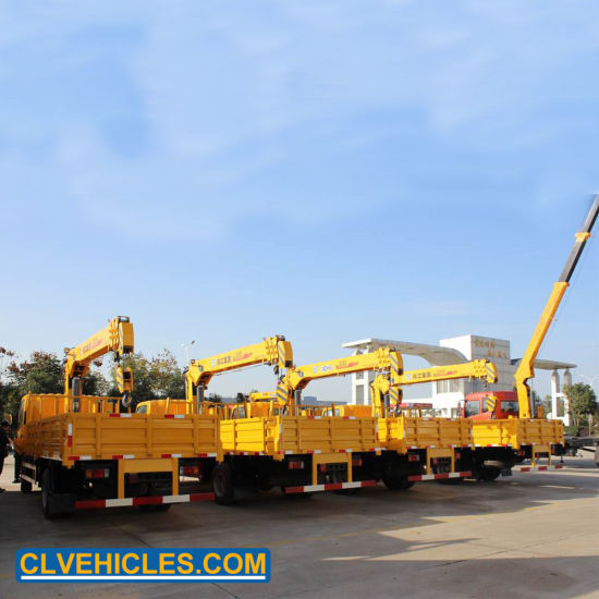 Hottest and Cheapest Isuzu 700p Truck Crane Construction Equipment Crane pictures & photos