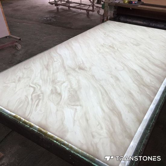 Customized Size Artificial Translucent Onyx Panel Sheet