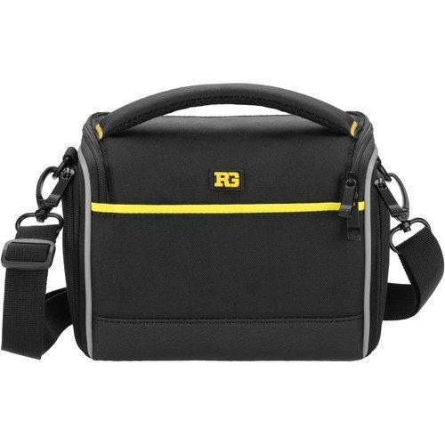 Anti-Shock Small Shoulder Sling DSLR Video Camera Bags with Rain Cover Camera Bag