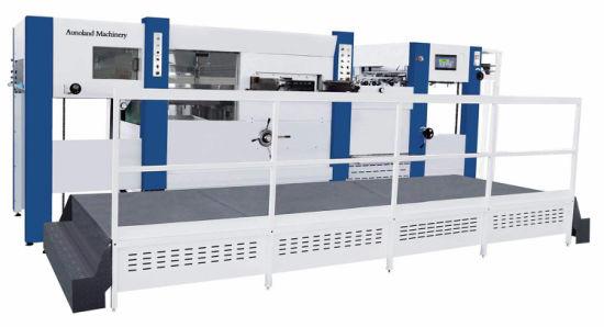 EX-1060TS Model Automatic Paper Feeding Die Cutting Machine