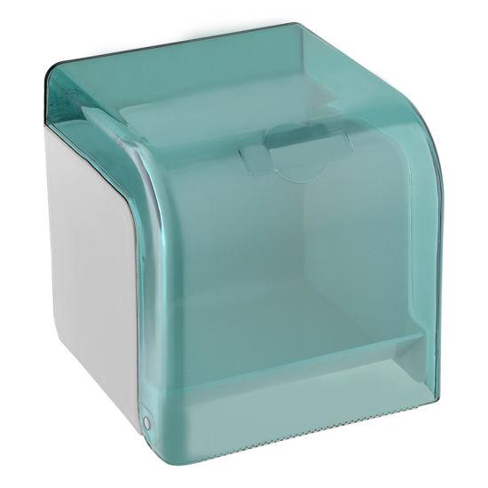 Luolin -Saver in Future- Paper Holder Bathroom Toilet Paper Roller, Tissue Holder Paper Towel Holder, Tissue Box Napkin Rack Paper Box Accessory, 9614-13