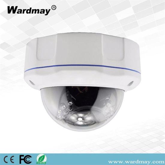 Digital 4X Zoom 4.0MP Wdm Indoor CCTV Sony CMOS Sensor IP Dome Camera