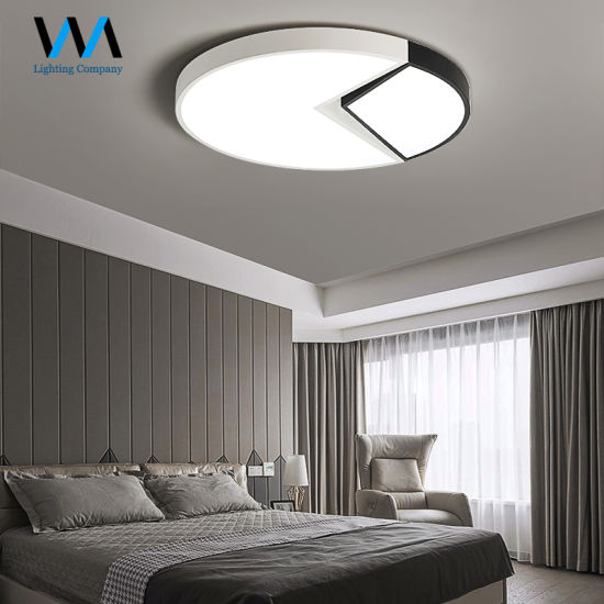Nordic Design Decorative Lighting Modern LED Round Ceiling Lamp