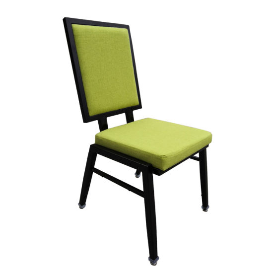 Wholesale Wood Fabric Leather Upholstered Hotel Restaurant Banquet Dining Chair
