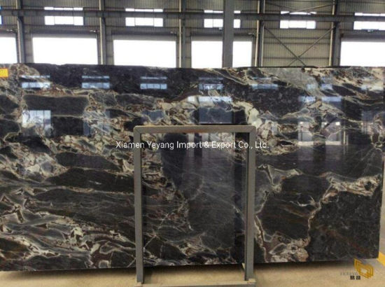 Grey/Blue/Green/Black/White/Brown Stone Marble Natural Stone Tile for Countertop/Vanitytop