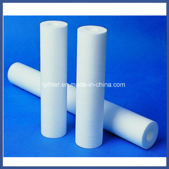 10 Inch Melt Blown PP Filter Cartridge with 5 Micron