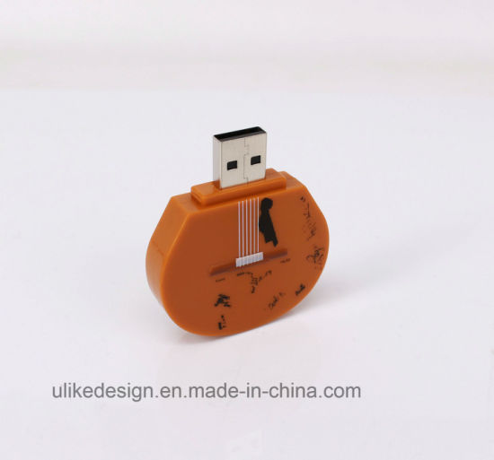 Guitar Molding USB Flash Drive pictures & photos