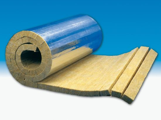 Rock Wool Aluminum Foil Insulation pictures & photos