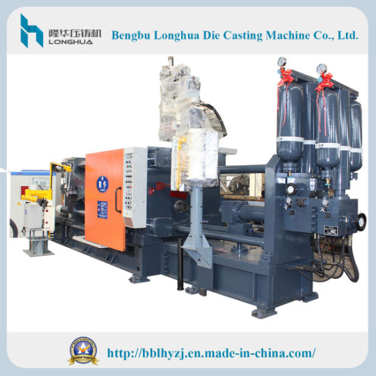 1000t Cold Chamber Aluminum Molding Machine pictures & photos