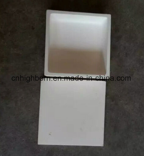 High Temperature Fused Quartz Ceramics Crucible pictures & photos