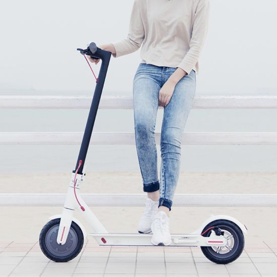 2017 Newest High Xiaomi Quality Portable Battery Electric Scooter for Outdoor
