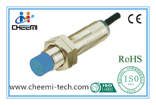 China M12 Inductive Proximity Sensor with Longer Sensing Distance ...