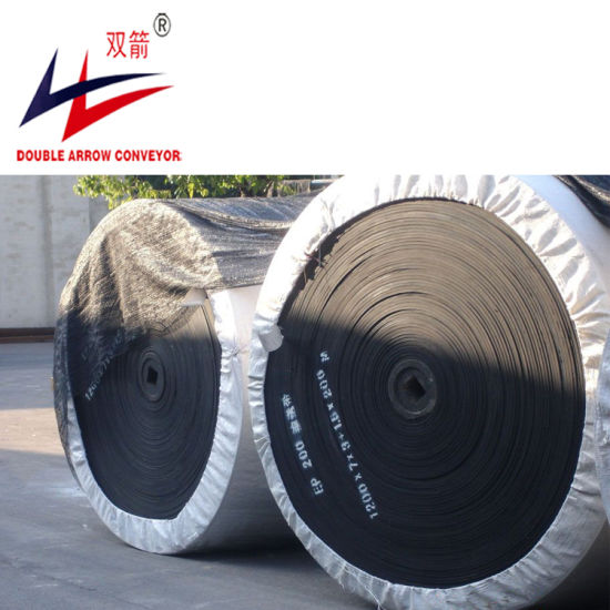 Ep Conveyor Rubber Belt Manufacturer pictures & photos