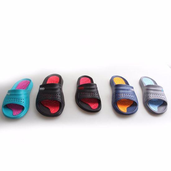 China Sport Casual Unisex Men Slipper Custom Women Slide Sandal ... 088299d018