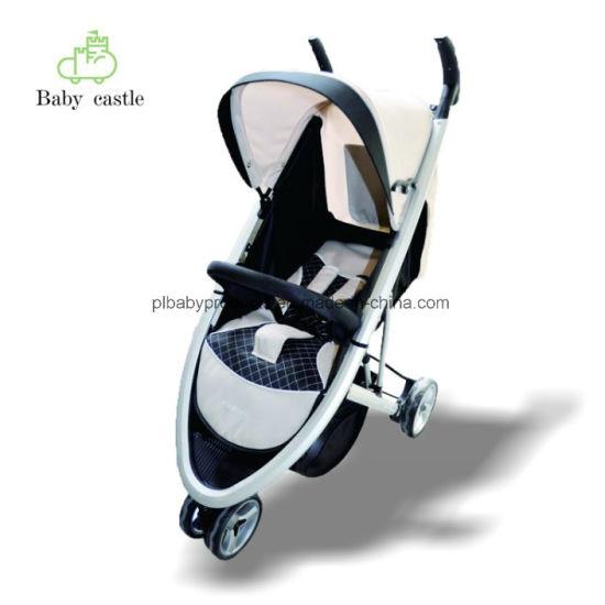 Lightweight and Convenient Travel Stroller
