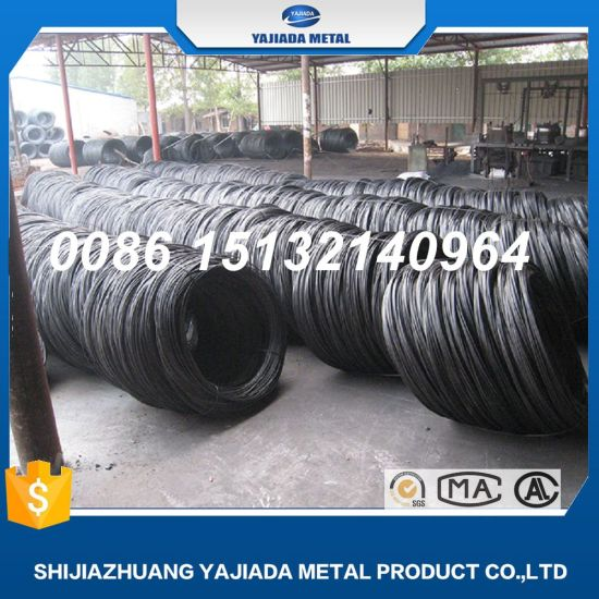 Black Annealed Wire Size Bwg16 to Doha, Qatar