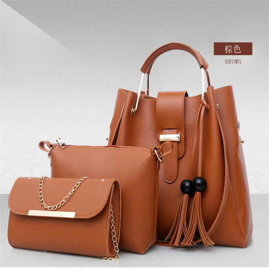 China 2018 Spring   Summer Stock Ladies Shopper Handbags - China ... 91abceb2a3
