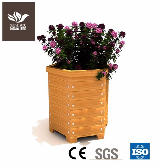 Park Garden Flower Pot Box Garden Furniture