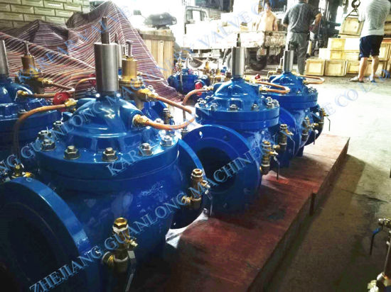 (GL400X) Constant Downstream Pressure Flow Control Valve pictures & photos