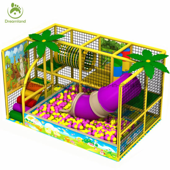Top Quality Kids Indoor Mini Playgtound Game Center Toys pictures & photos