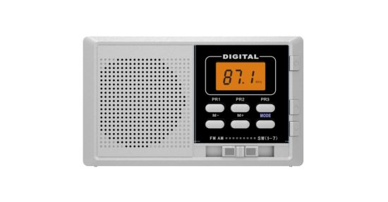 Portable LCD Digital Backlight Display Radio pictures & photos