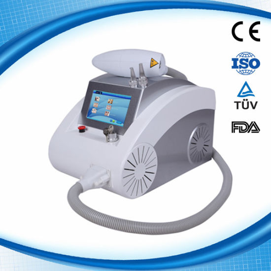 Beauty Salon Portable ND YAG Laser Tattoo Removal Machine Mslyl02 pictures & photos