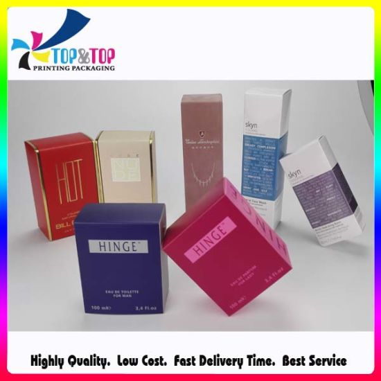 Wholesale and Custom Skin Care Products Packing Box pictures & photos