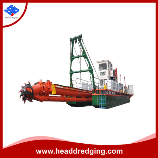 Factory Cut Suction/Bucket Chain /Sand /Gold Mining Dredger/CSD for Gold Mining/CSD for Sand Mining
