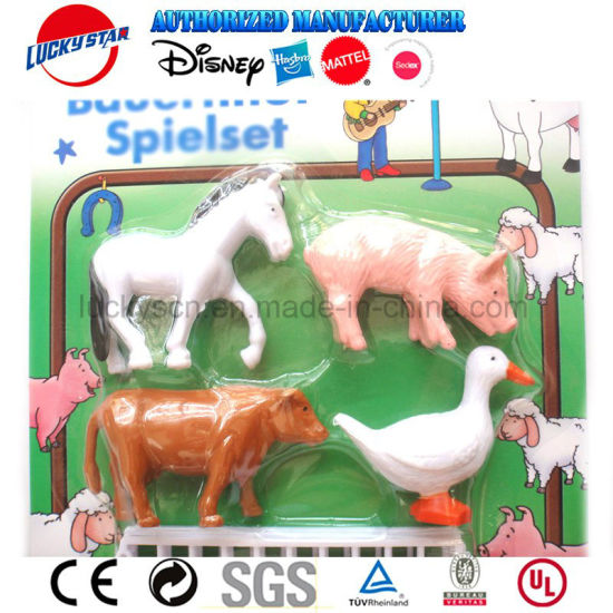 Educational Role Play Toy with Farm Animal Set pictures & photos