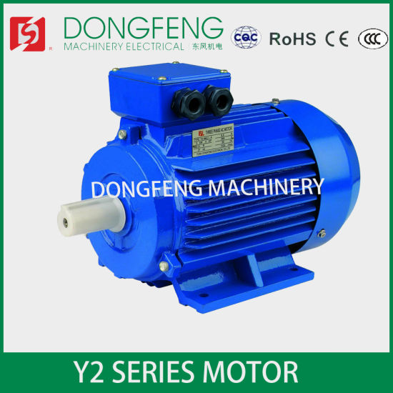 China Y2 Series Three Phase Electric Motor for Industrial - China ...