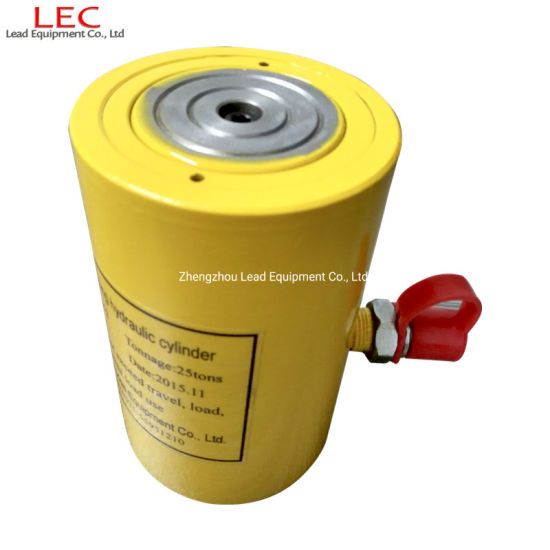 RC Single Acting Solid Hydraulic Cylinder