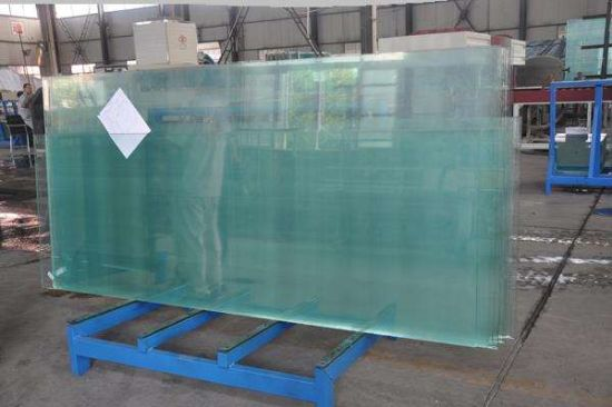 Clear Tempered Glasshouse Glass with CE TUV, SGCC Certificate pictures & photos