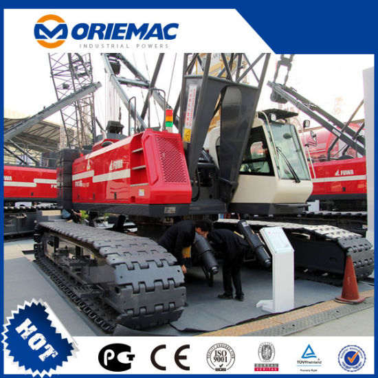 Hot Sale Fuwa 55ton Crawler Crane (FW550) pictures & photos