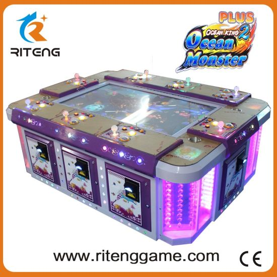 USA Ocean King 3 Fish Game Fish Gambling Game Video Fish Tame Table for Sale pictures & photos