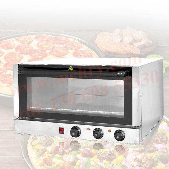 General Smaller Size Full Stainless Steel Commercial Baking Oven