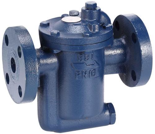 Wcb Inverted Bucket Steam Trap Flange Ends