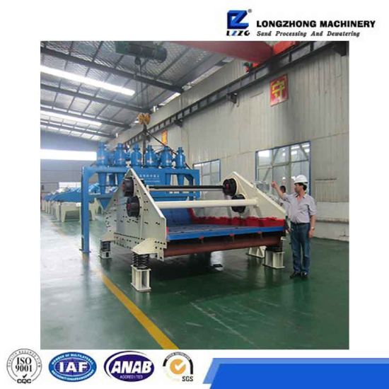 Patent Product Tailing Dewatering Screen From Lzzg pictures & photos
