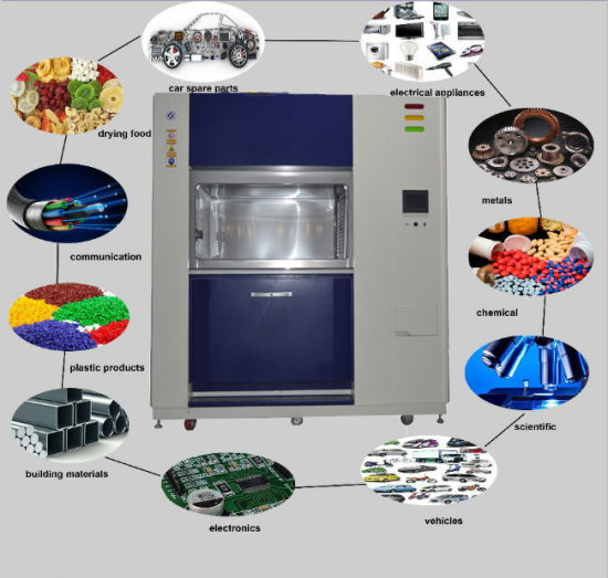 ISO Environmental Thermal Test Chamber Heat Shock Testing Machine