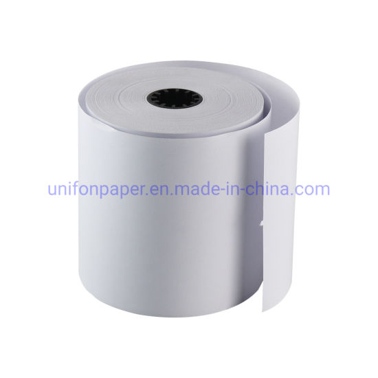 Factory Wholesale Price Thermal Roll 80X80 Cash Register Paper Bill Paper Roll for Cash Register Printer