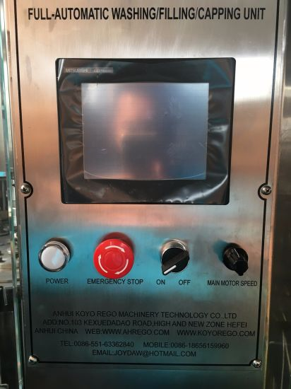 Pure Water Bottling Machine Water Filling Machine Complete Set pictures & photos