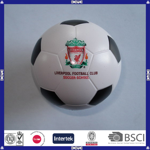 Kid Like Soft Customized PU Soccer Ball pictures & photos