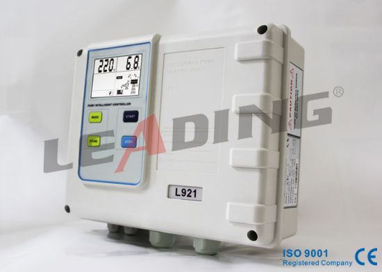 China 50Hz / 60Hz Simplex Pump Controller, Digital Control Panel for