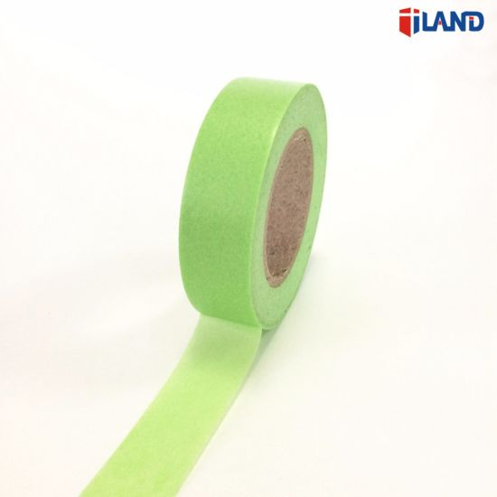 Weak Viscosity Japan Paper Tape for Printing
