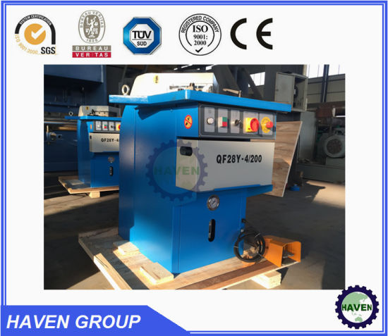 HAVEN brand Notching machine with CE standard pictures & photos